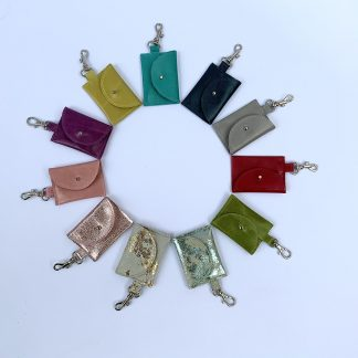 ACC25 - Mini Keyring Pouches